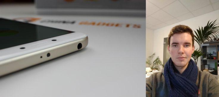 Xiaomi Redmi 4X Frontkamera