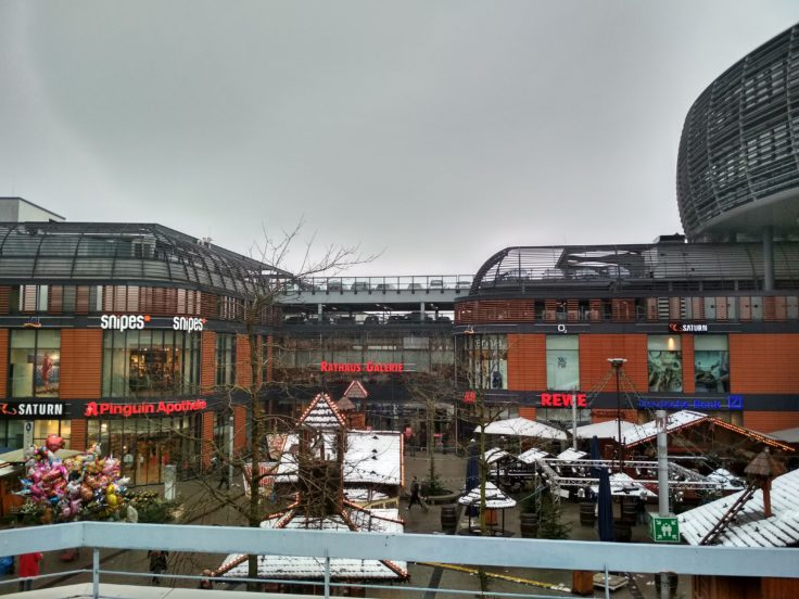 Xiaomi Redmi 4X Rathaus-Galerie