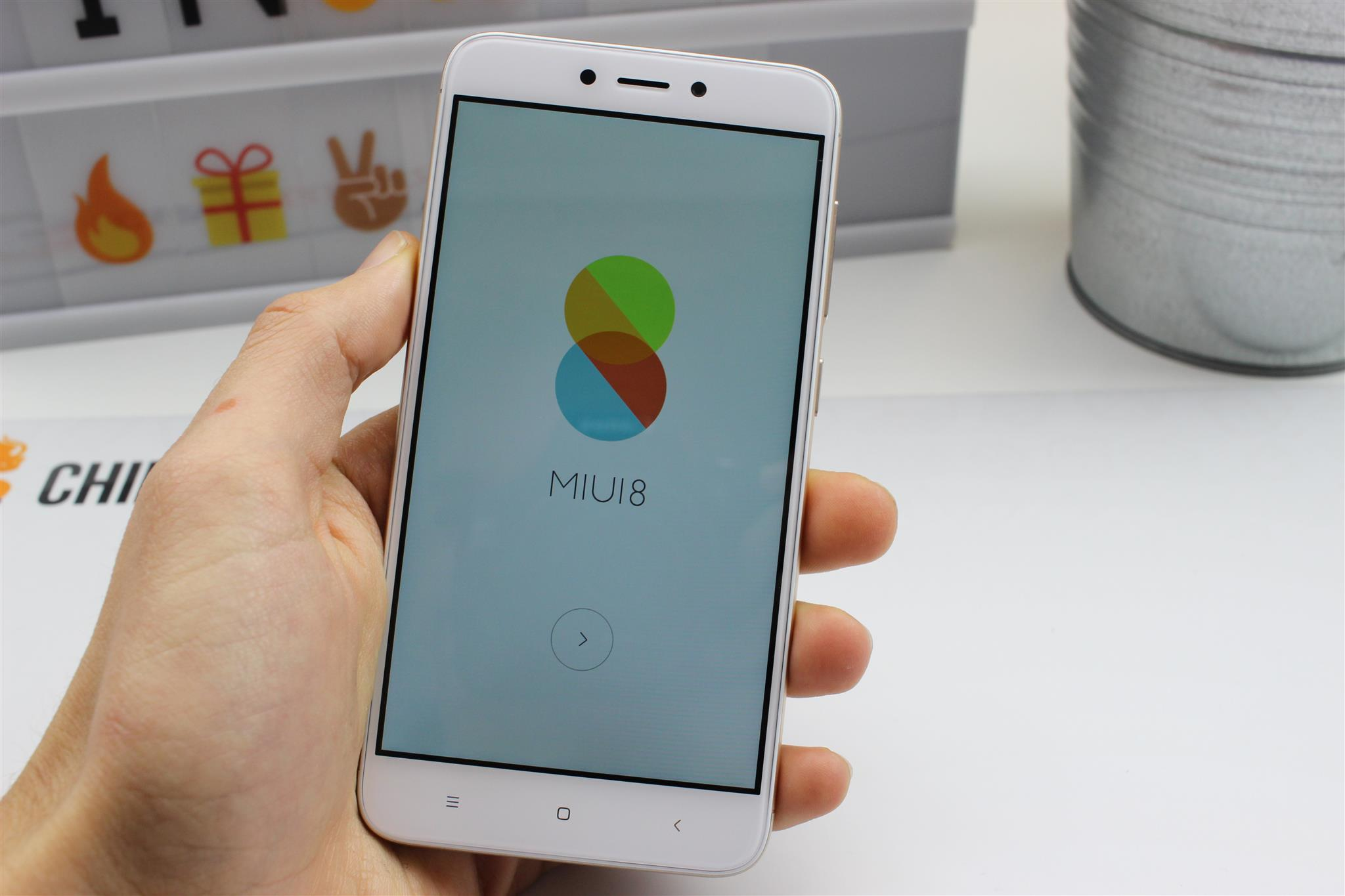 Xiaomi Redmi 4x Budget Smartphone Global Version Mit Lte Band 20 3s Pro 3 32 Gb Rom Gold