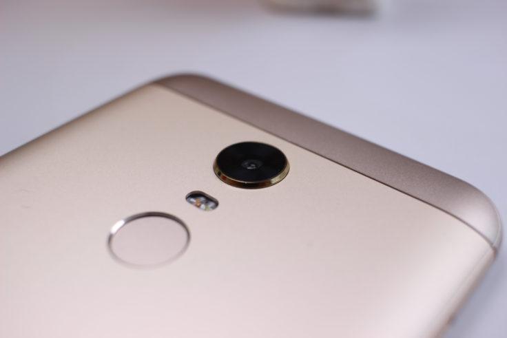 Xiaomi Redmi 5 Plus Smartphone Kamera