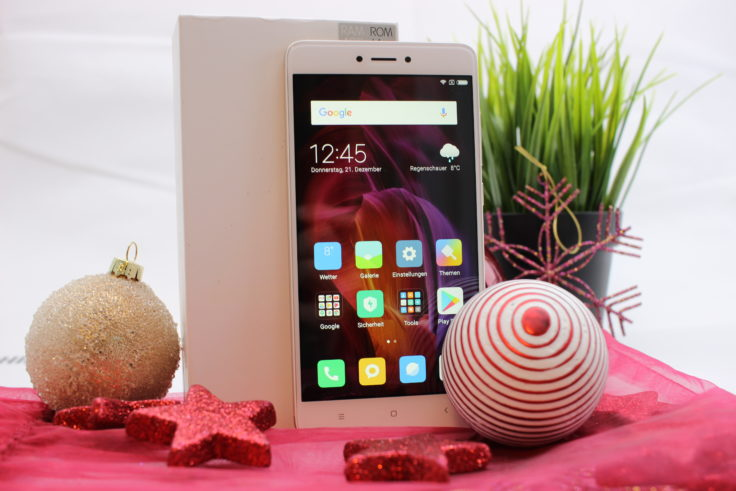 Xiaomi Redmi Note 4 Adventskalender