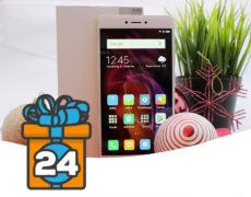 Xiaomi Redmi Note 4 Adventskalender Tag 24