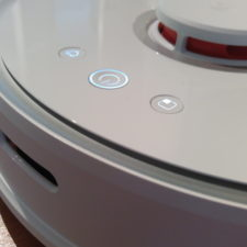 Xiaomi RoboRock Sweep One Saugroboter Bedienelemente