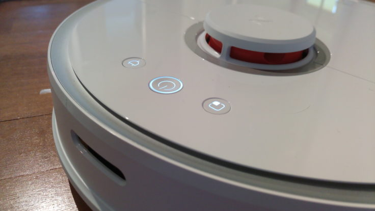 Xiaomi RoboRock Sweep One Saugroboter Laser-Sensor