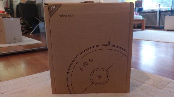 Xiaomi RoboRock Sweep One Saugroboter Verpackung