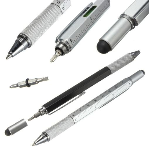 6 in 1 Kugelschreiber