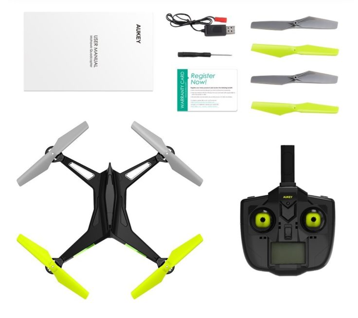 Aukey UA-P02 Mohawk Drohne Zubehör