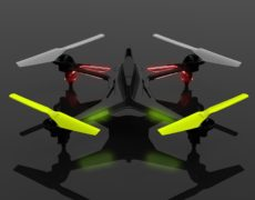 Aukey UA-P02 Mohawk Drohne