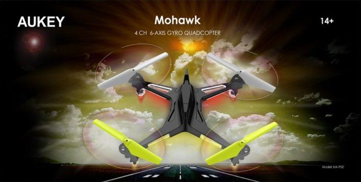 Aukey UA-P02 Mohawk Drohne (4)