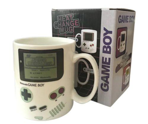 Gameboy-Tasse Verpackung
