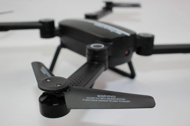 Jie-Star X8TW Drohne Rotoren