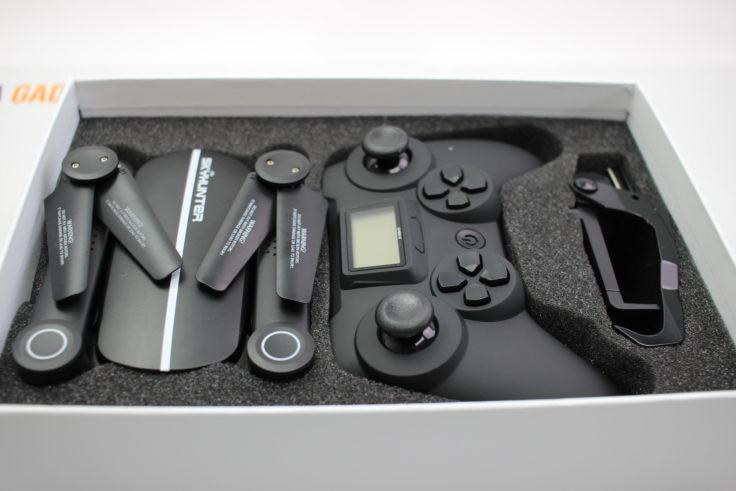 Jie-Star X8TW Drohne Verpackung