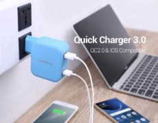 Lumsing USB Ladegerät Quick Charge 3.0