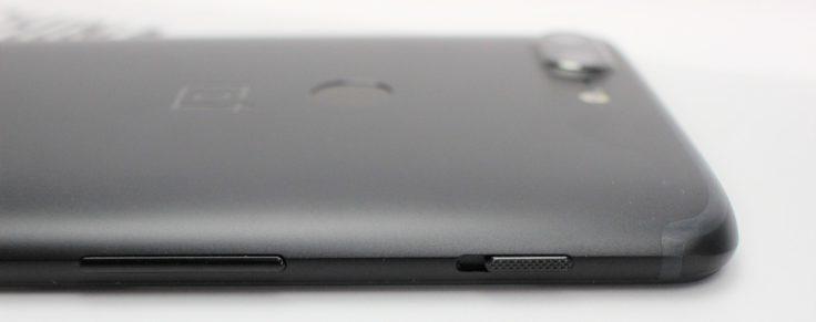 OnePlus 5T Benachrichtigungs Slider & Lautstärkewippe