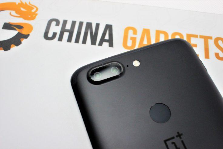 OnePlus 5T Dual Kamera