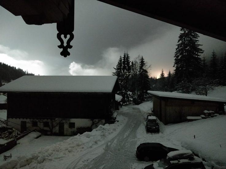 OnePlus 5T Nachtaufnahme