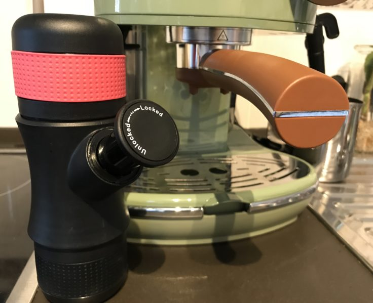 Portable Espressomaschine vs Siebtraeger