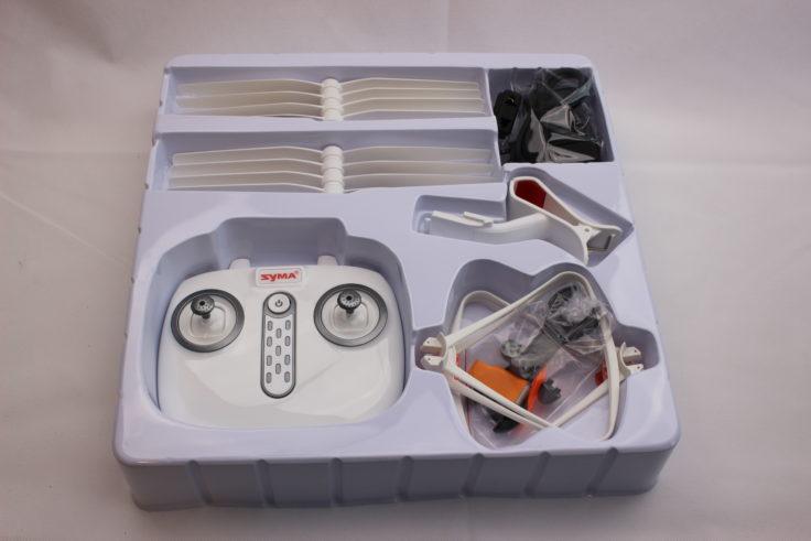 Syma X8 Pro Drohne Box