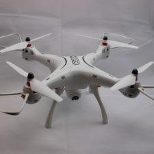 Syma X8 Pro Drohne Weiß