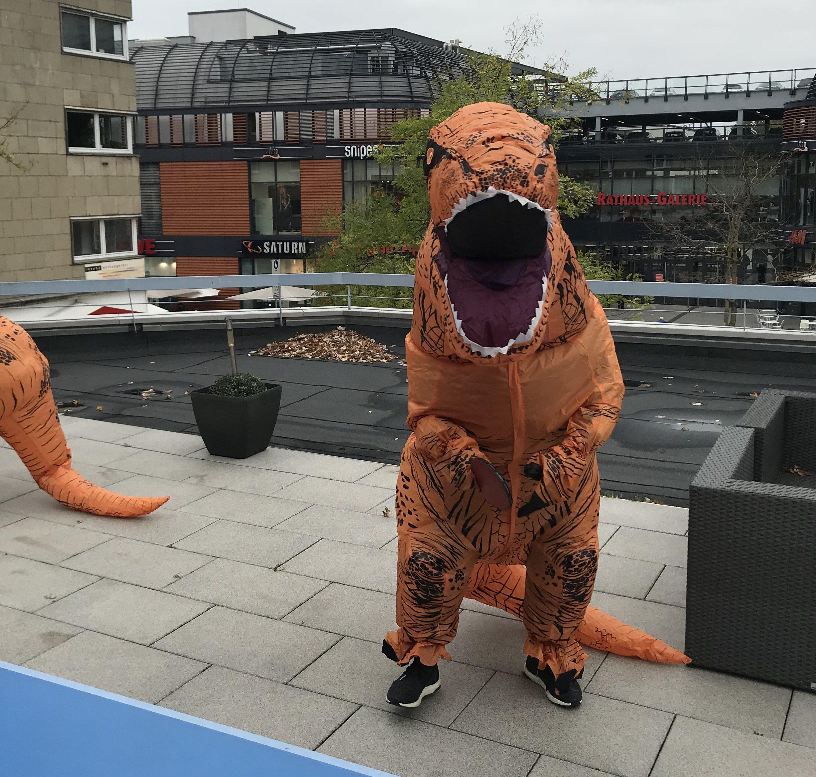 Von Godzilla Bis Totoro Abgefahrene Kostume Fur Fasching Halloween