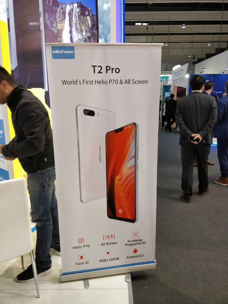 Ulefone T2 Pro MWC