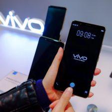 Vivo Smartphone Prototyp
