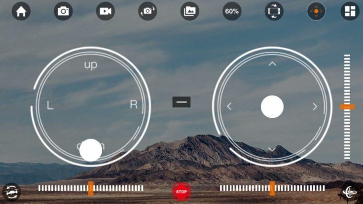X8TW Drohne App WIFI STAR