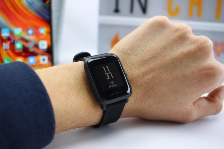 Xiaomi Huami Amazfit Bip Arm 2