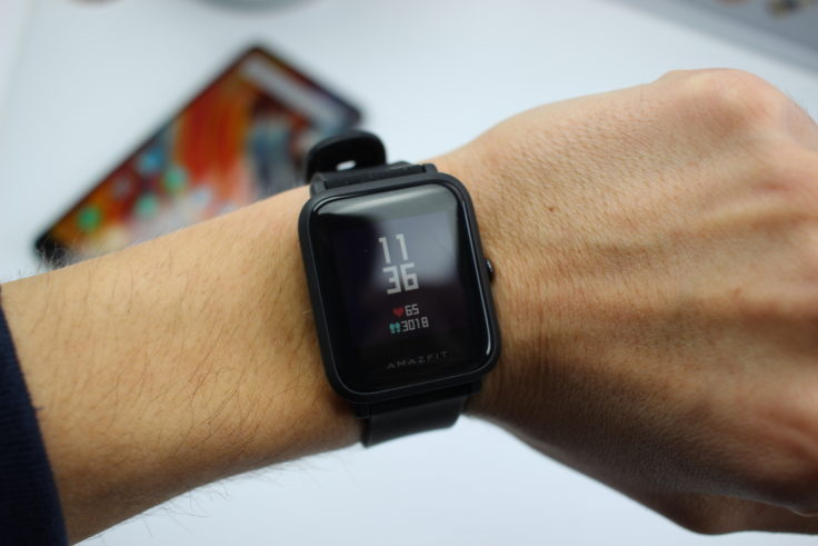 Xiaomi Huami Amazfit Bip Arm