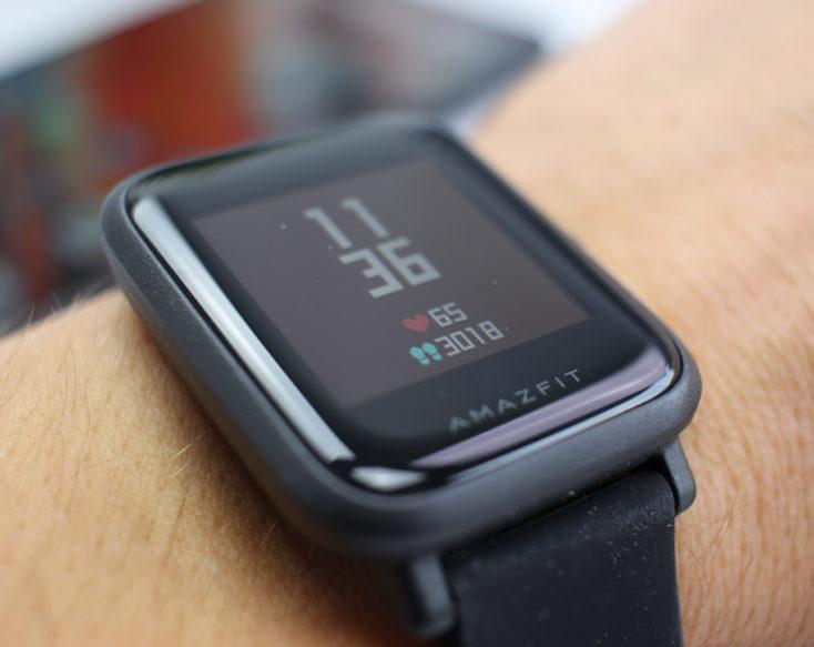 Xiaomi Huami Amazfit Bip Logo