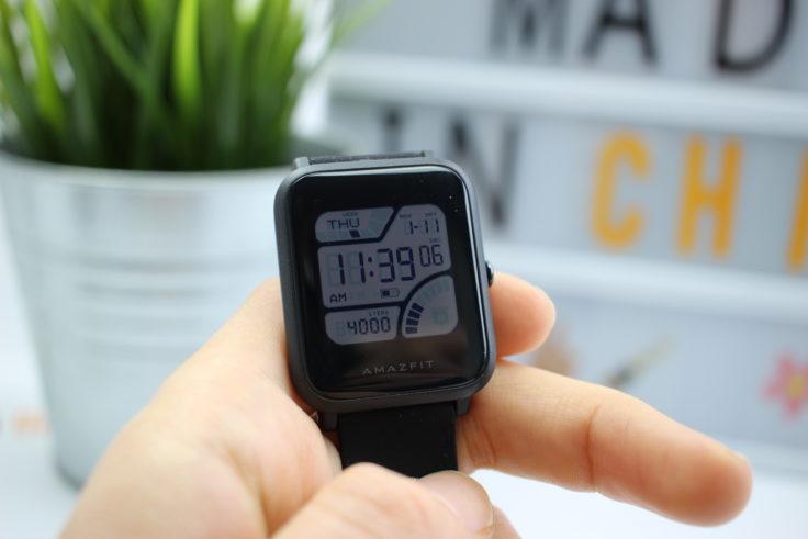 Xiaomi Huami Amazfit Bip Watchface