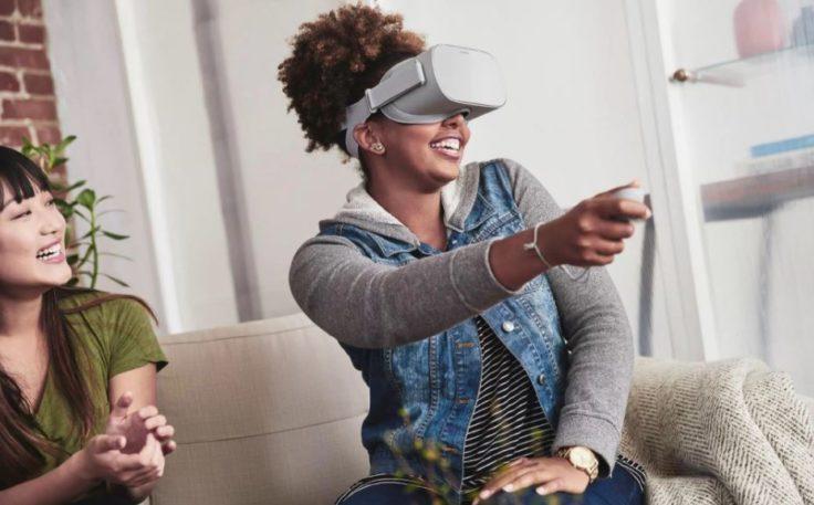 Xiaomi Oculus Go VR-Brille Performance