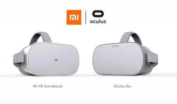 Xiaomi Oculus Go VR-Brille