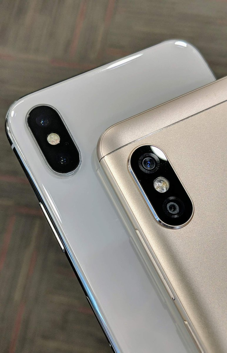 Xiaomi Redmi Note 5 Test Der Knig Mittelklasse Ist Zurck 4 64gb Black Pro Dual Kamera Im Vergleich Zu Iphone X