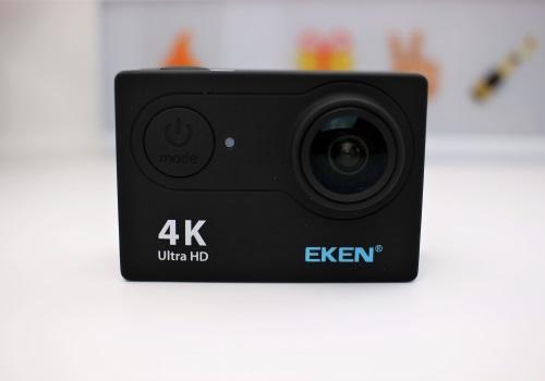 Action Cam Vergleich Eken H9R