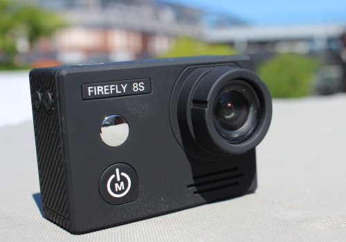 Action Cam Vergleich Firefly 8S