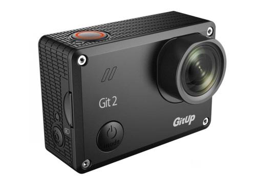 Action Cam Vergleich GitUp Git2