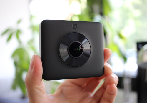 Action Cam Vergleich Mijia 360