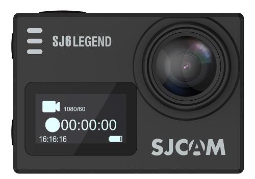 Action Cam Vergleich SJCAM SJ6