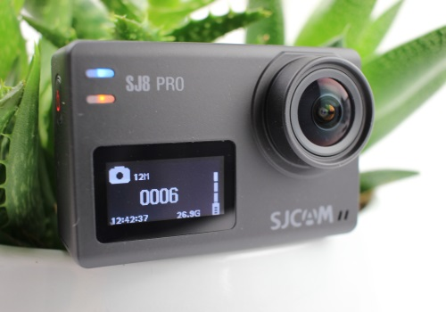 Action Cam Vergleich SJCAM SJ8 Pro