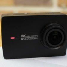 Action Cam Vergleich Yi 4K