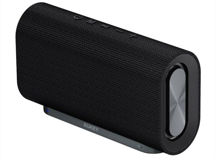 Aukey Eclipse Bluetooth Speaker Produktbild des Herstellers