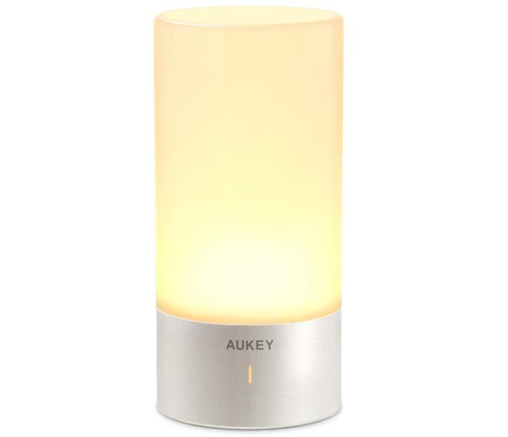 Aukey Nachttischlampe LT-T6