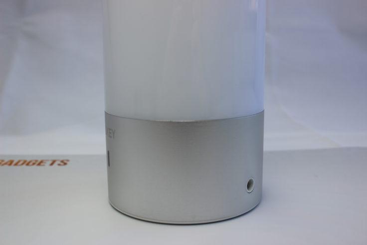 Aukey Nachttischlampe LT-T6 Netzanschluss