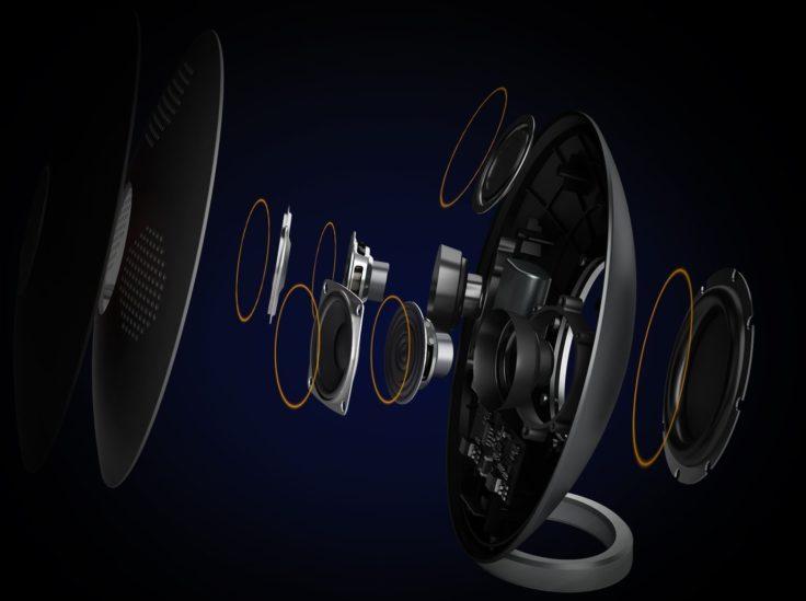 Aukey Radius Speaker SK-M36 Treiber