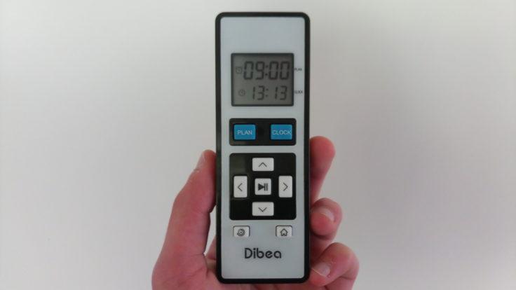 Dibea D960 Saugroboter Fernbedienung