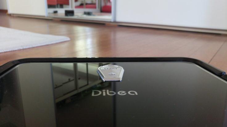 Dibea D960 Saugroboter Perspektive