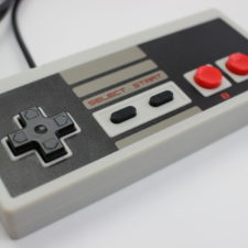 Entertainment System NES Klon Controller