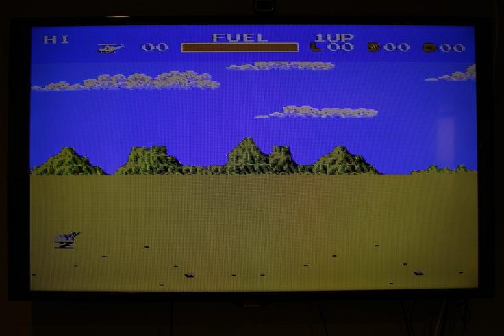 Entertainment System NES Klon Game Freeze