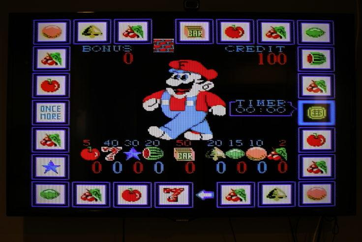 Entertainment System NES Klon Li Ma Shi Dian
